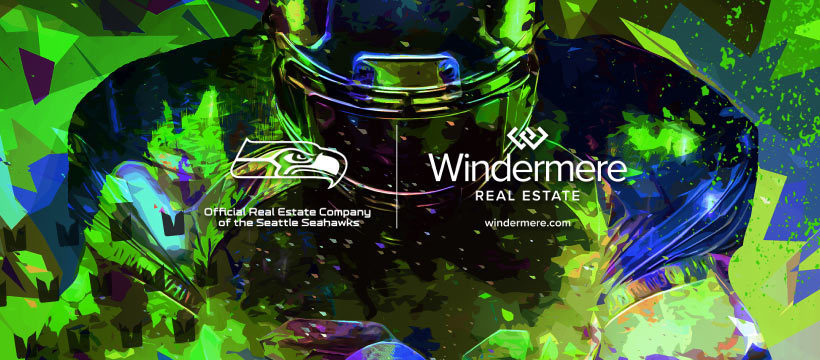 Windermere Real Estate and Seahawks partner up